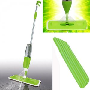 SPRAY MOP WATER SPRAYING FLOOR CLEANER TILES MARBLE KITCHEN 350M