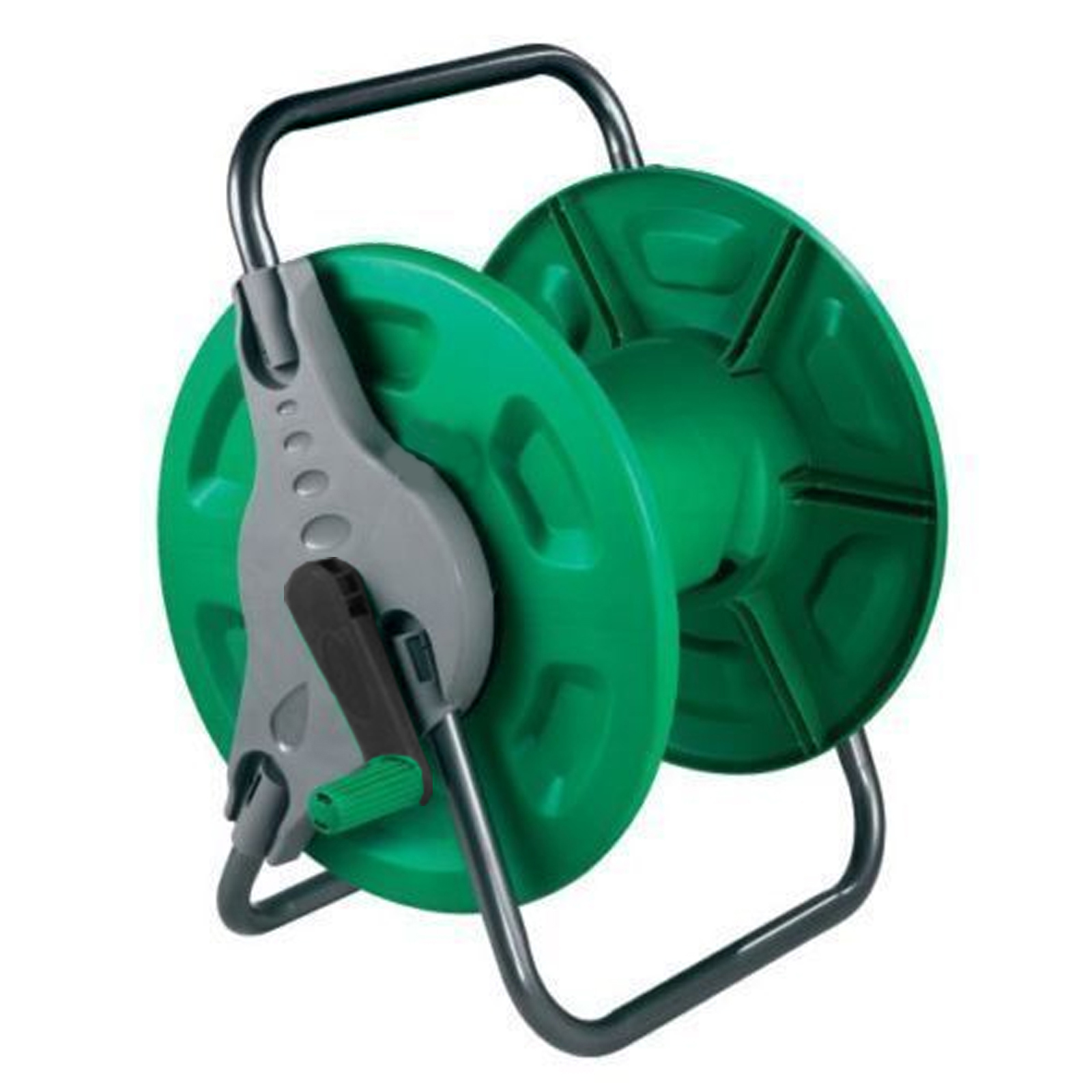Portable Free Standing Hose Pipe Reel Holder Garden Cart Water Pipe Carrier Ebay